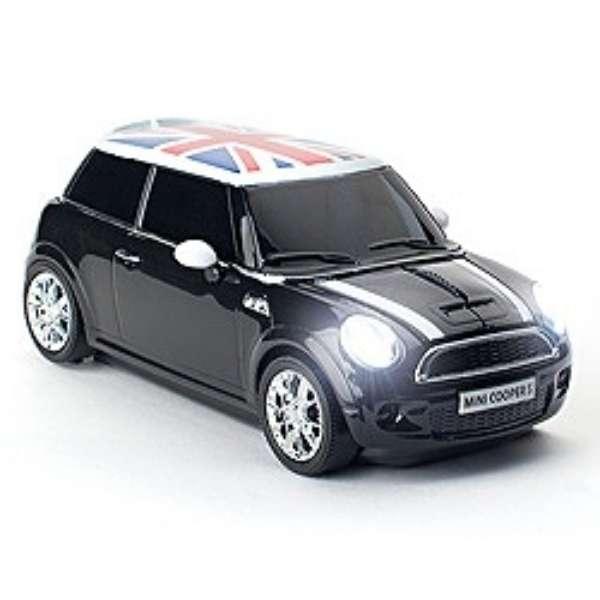 FACE 660134 マウス クリックカーマウス Mini Cooper S Astro Black  [光学式 /USB /無線(ワイヤレス)]