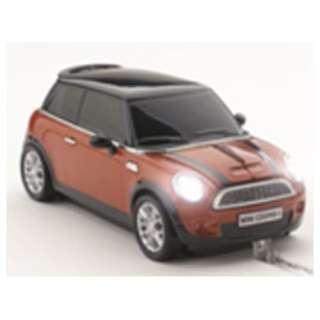 FACE 660424 マウス クリックカーマウス Mini Cooper S Spice Orange  [光学式 /USB /無線(ワイヤレス)]