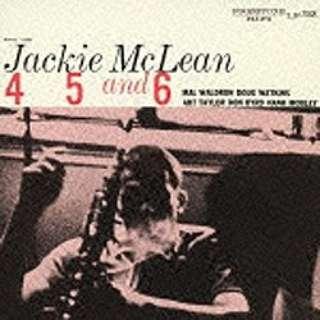 ジャッキー・マクリーン(as)/4,5&6 完全生産限定盤 【音楽CD】
