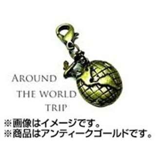 【カメラアクセサリー】チャーム 世界旅行 luch28kk