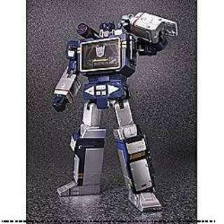 【再販】トランスフォーマーマスターピース MP-13 サウンドウェーブ