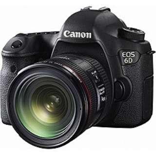 EOS 6D デジタル一眼レフカメラ EF24-70L IS USM レンズキット [ズームレンズ]