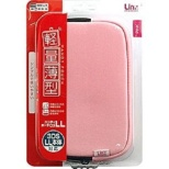 ハンディポーチD3LL ピンク【3DS LL】