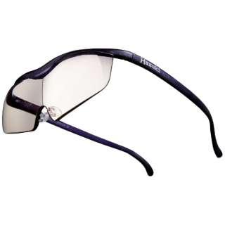 Hazuki ハズキルーペ ラージ (紫)ブルーライト対応カラーレンズ 1.6倍[生産完了品 在庫限り]