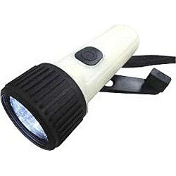 BL103LPDBK 懐中電灯 ブラック [LED /手動充電式 /防水]
