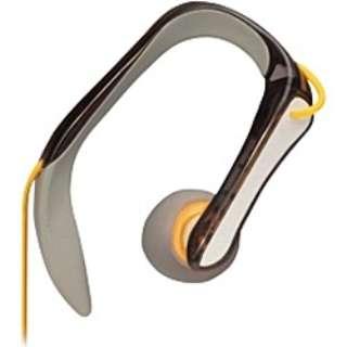 インナーイヤー型 オレンジ TH-SEF201 [防滴 /φ3.5mm ミニプラグ]