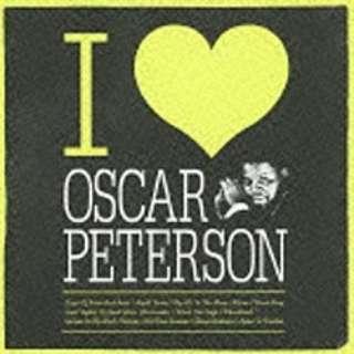 オスカー・ピーターソン/アイ・ラヴ・オスカー・ピーターソン 【音楽CD】