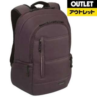 【アウトレット品】 バックパック 「Crave II Backpack」(~15型対応・ダークマルーン) TSB76901AP 【外装不良品】