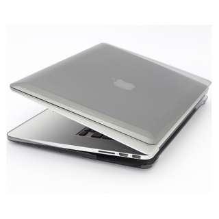 エアージャケットセット (MacBook Pro 15inch Retinaディスプレイ用[2012-]・クリアブラック) PMC-43