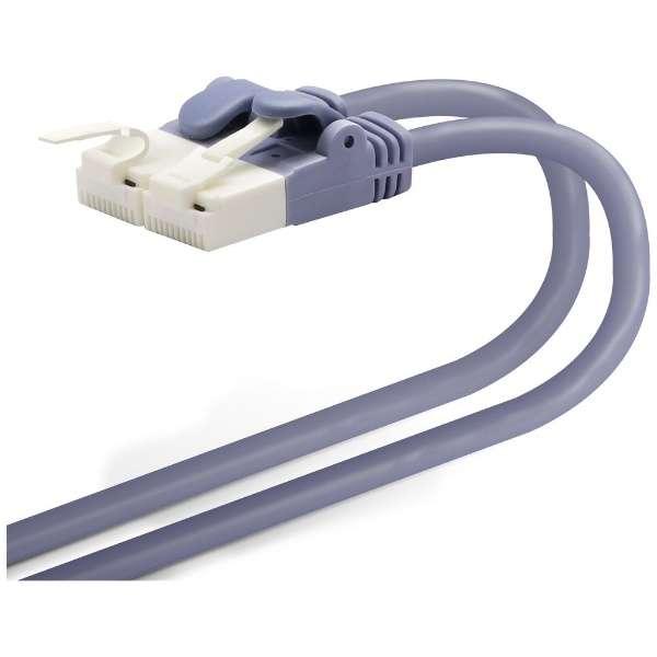 LD-GPAT/BU100 LANケーブル ブルー [10m /カテゴリー6A /スタンダード]