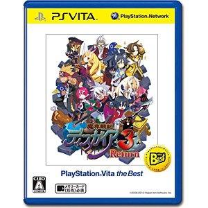 日本一ソフトウェア 魔界戦記ディスガイア3 Return [PlayStation Vita the Best]