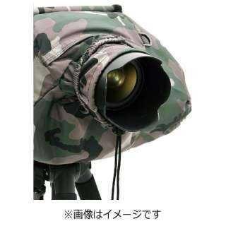 カメラレインカバー(迷彩)