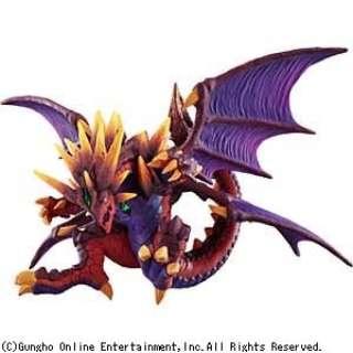パズドラコレクション DX 01. メテオボルケーノドラゴン