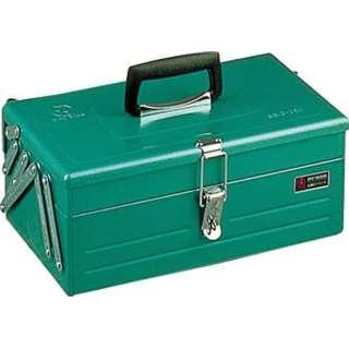 RSD高級二段式ボックス リングスター 工具箱 RSD-350 グリーン