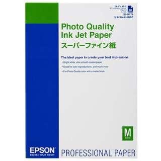 スーパーファイン紙(薄口/A2・30枚)KA230NSF