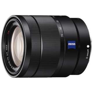カメラレンズ T* E 16-70mm F4 ZA OSS APS-C用 Vario-Sonnar ブラック SEL1670Z [ソニーE /ズームレンズ]