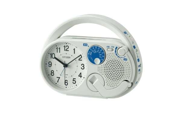 防災ラジオのおすすめ10選 リズム時計4RQA04-003