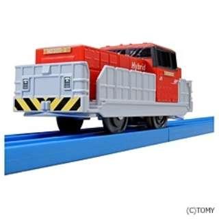 プラレール KF-02 HD300ハイブリッド機関車