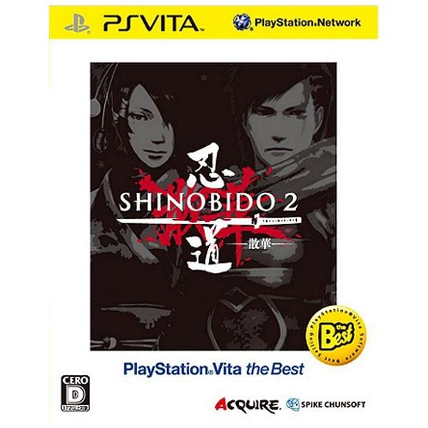 忍道2 散華 [PlayStation Vita the Best] 製品画像