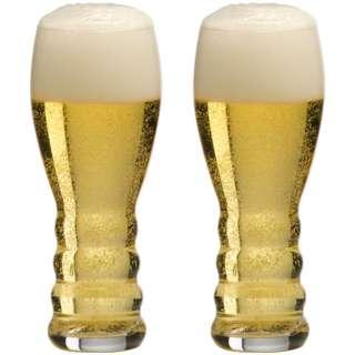 リーデル【RIEDEL】[オーシリーズ] ビア 2個セット【グラス】