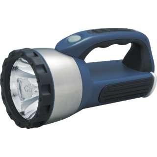 HGH1411F-A-BX 懐中電灯 ブルー [LED /単1乾電池×4 /防水]