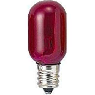 T201205CP 電球 クリアピンク [E12 /1個 /ナツメ球形]