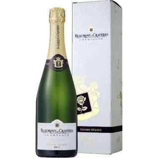 ボーモン・デ・クレイエール グラン・レゼルヴ ブリュット NV 750ml【シャンパン】