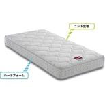 【マットレス】ベーシックマットレス MH-031(セミダブルサイズ)【日本製】 フランスベッド