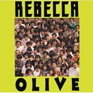 REBECCA/OLIVE 【CD】