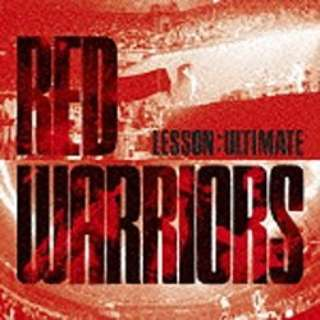 RED WARRIORS/LESSON:ULTIMATE 【CD】