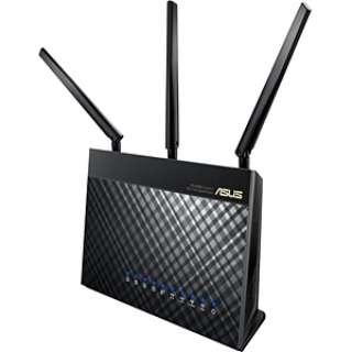 RT-AC68U wifiルーター ASUS ブラック [ac/n/a/g/b]