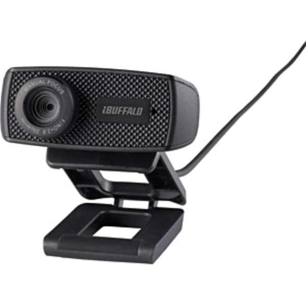 BSWHD06M ウェブカメラ ブラック [有線]