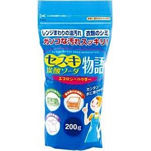 セスキ炭酸ソーダ物語 K-2046 200g