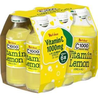 【店舗のみの販売】 C1000 ビタミンレモン 140mlx6B