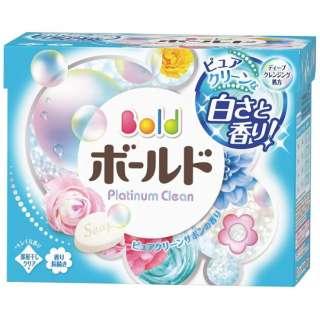 Bold(ボールド)プラチナクリーン ピュアクリーンサボンの香り 粉末(850g)〔衣類洗剤〕