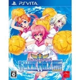 アルカナハート3 LOVE MAX!!!!!【PS Vitaゲームソフト】
