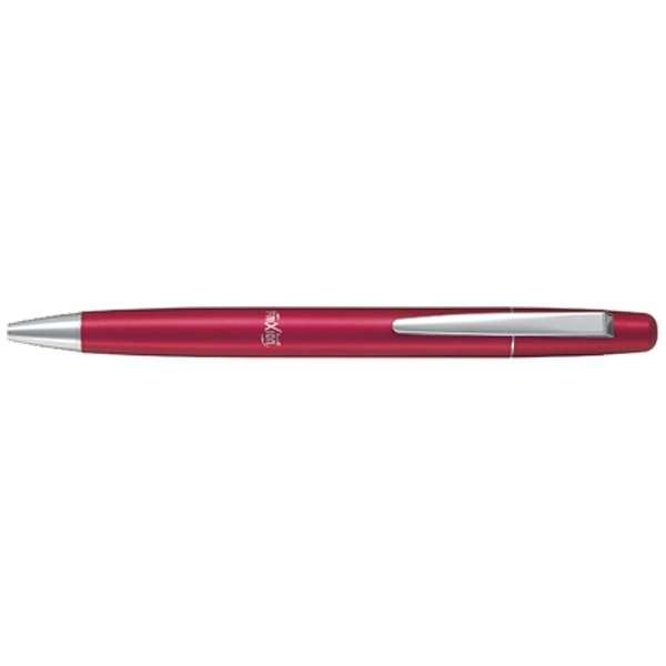 [ゲルインキボールペン]フリクションボールノックビズ(消えるボールペン)(ボール径:0.5mm) LFBK-2SEF-BO ボルドー