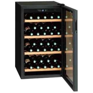 《基本設置料金セット》 MB-6110C ワインセラー ブラック [32本 /右開き]