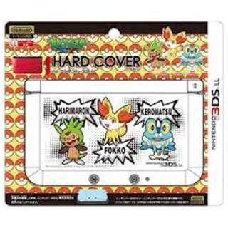 ハードカバー for ニンテンドー3DS LL 旅立ちの3匹【3DS LL】