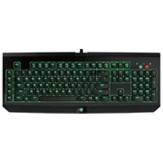 有線キーボード[USB] Razer Blackwidow Ultimate 2014 [緑軸] 英語配列モデル RZ03-00384500-R3M1