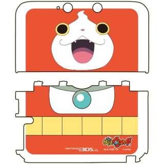 妖怪ウォッチ NINTENDO 3DS LL専用 カスタムハードカバー ジバニャン Ver.【3DS LL】