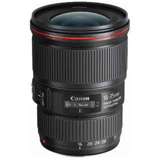 カメラレンズ EF16-35mm F4L IS USM ブラック [キヤノンEF /ズームレンズ]
