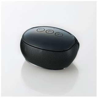 LBT-SPP20BK ブルートゥース スピーカー ブラック [Bluetooth対応]