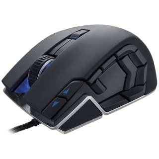 CH-9000025-NA ゲーミングマウス Vengeance M95 ブラック  [レーザー /15ボタン /USB /有線]