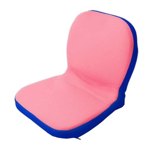 p!nto kids 子供の姿勢を考えたクッション座布団 ピントキッズ PINTOKPK ピンク×ブルー