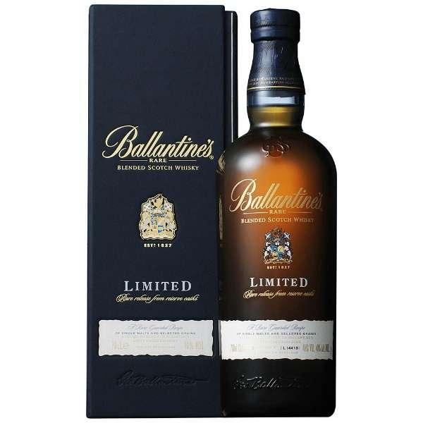 [正規品] バランタイン リミテッド 700ml【ウイスキー】