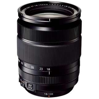 カメラレンズ XF18-135mmF3.5-5.6 R LM OIS WR FUJINON(フジノン) ブラック [FUJIFILM X /ズームレンズ]