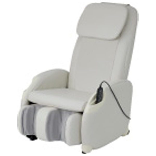 マッサージチェア 「くつろぎ指定席」 CHD-3400-W ホワイト