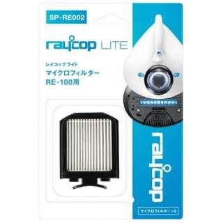 【ふとんクリーナー用】 マイクロフィルター(2個入) SP-RE002