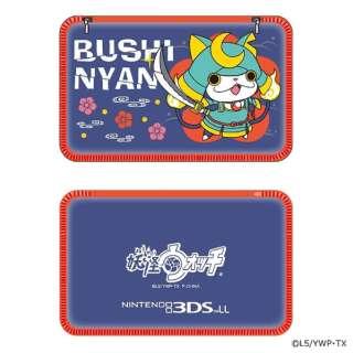 妖怪ウォッチ NINTENDO 3DS LL専用ポーチ2 ブシニャンVer.【3DS LL】